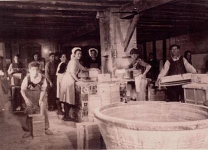fotos antiguas onda cerámica