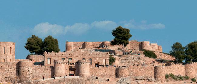 Castillo de onda de las 300 torres