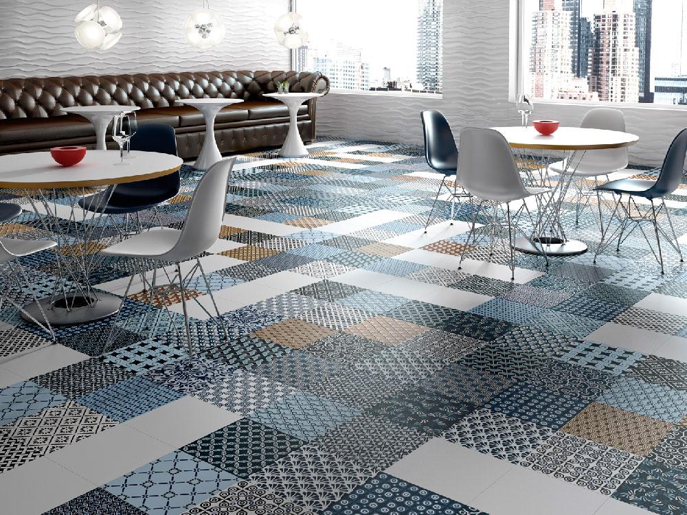 patcwork azulejo