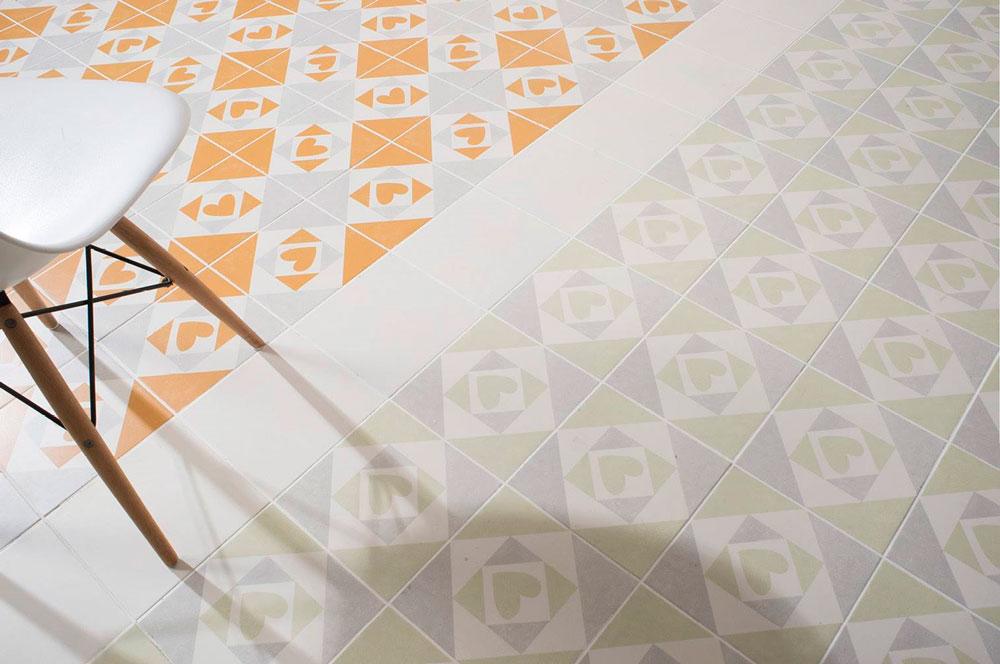 pavimento agatha ruiz de la prada azulejos pamesa
