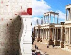 merida romana y mosaicos