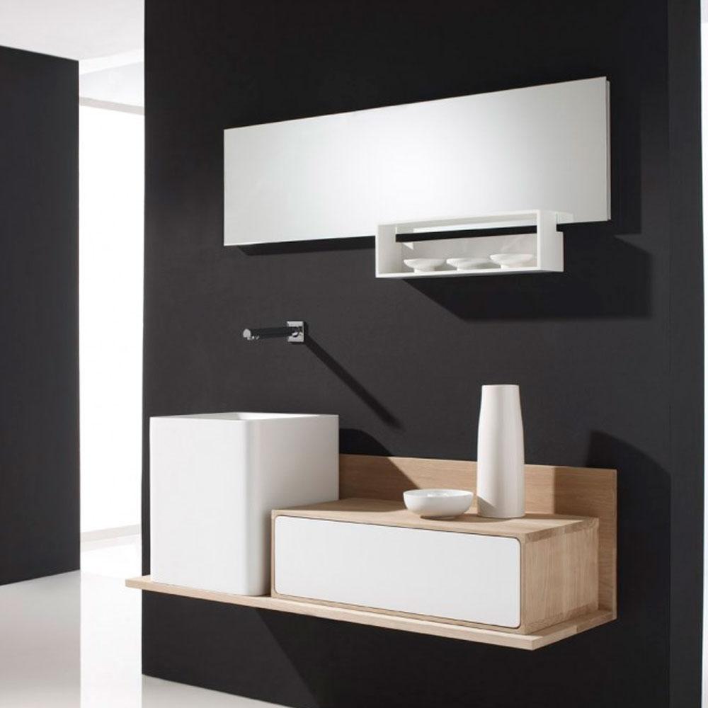 mueble de baño puma naxani moderno minimalista
