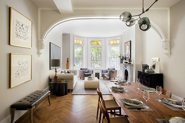 Transitional Style Interior Design Defined For 2019 ... on Apartment Decorating Styles  id=51675
