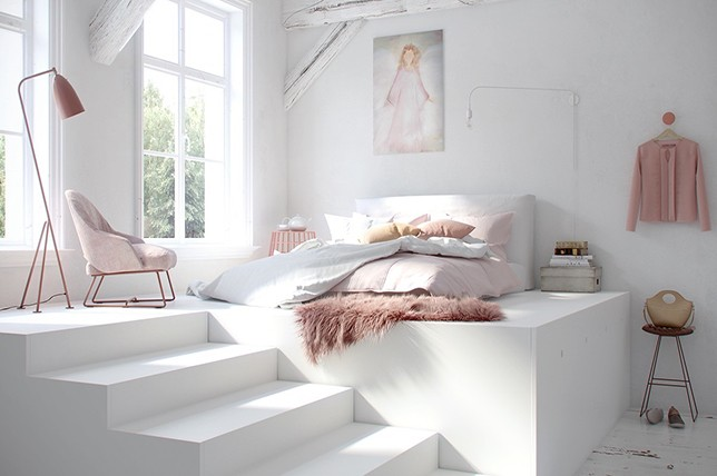 20 Inspiring Teen Bedroom Ideas & Decor Solutions   Décor Aid on Teenage Grey Small Bedroom Ideas  id=30713