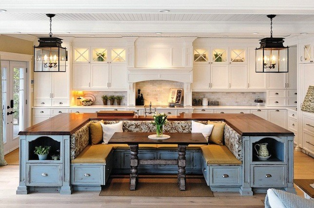 Kitchen Banquette Ideas Update Your Home With Comfort