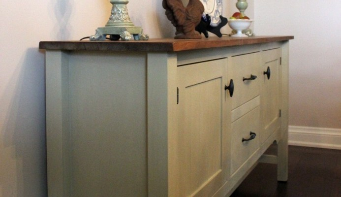 Annie Sloan Chalk Paint Sideboard