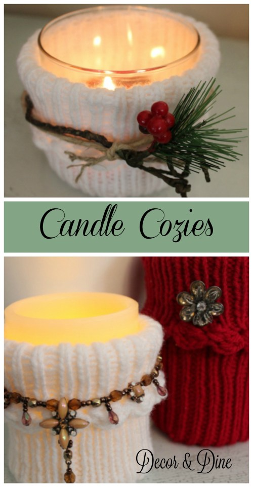 candle cozies