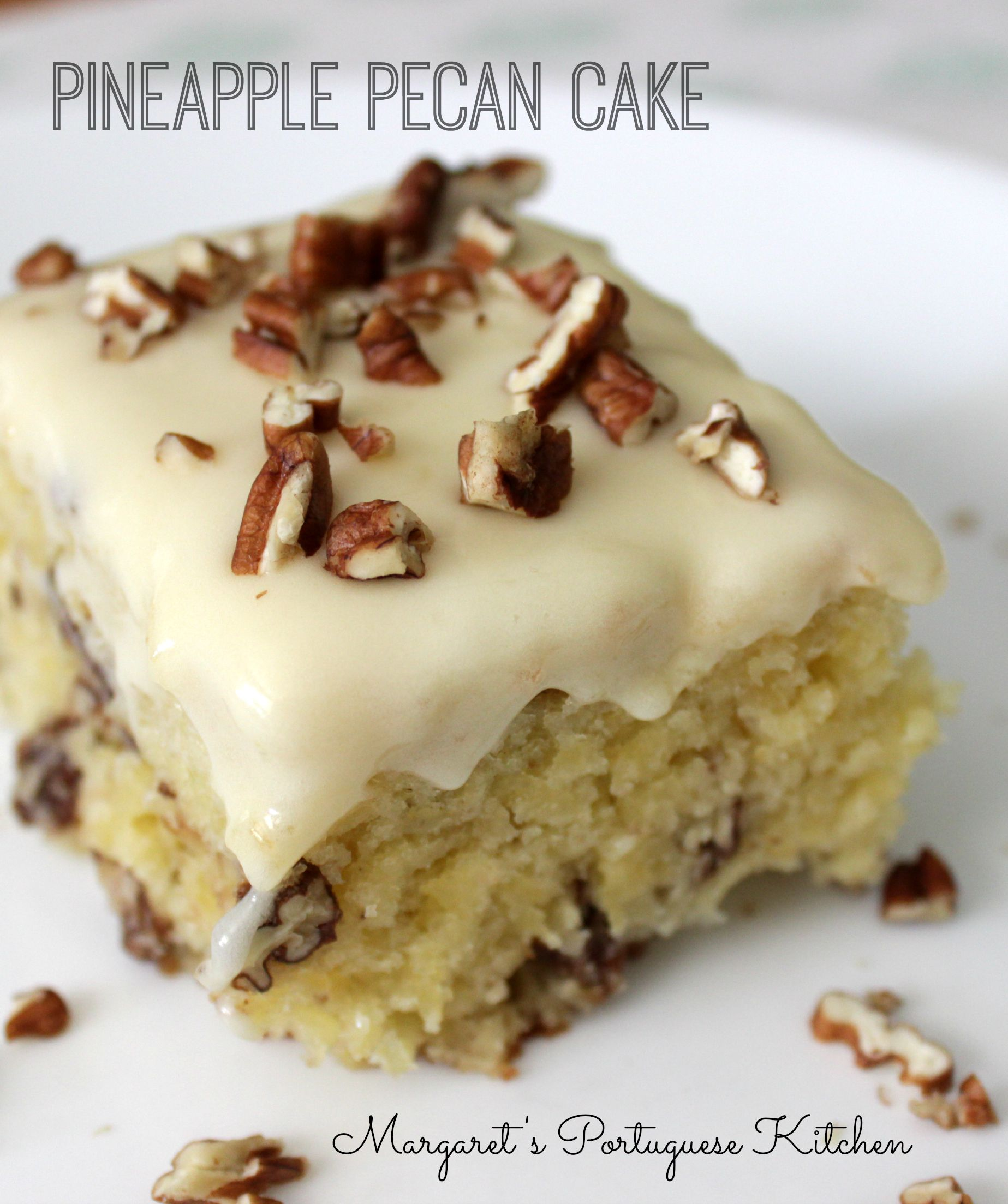 Everyone Calls This The Easiest Pineapple Cake And It Sure Is All Done In One Bowl Has A Cream Cheese Frosting That Divine
