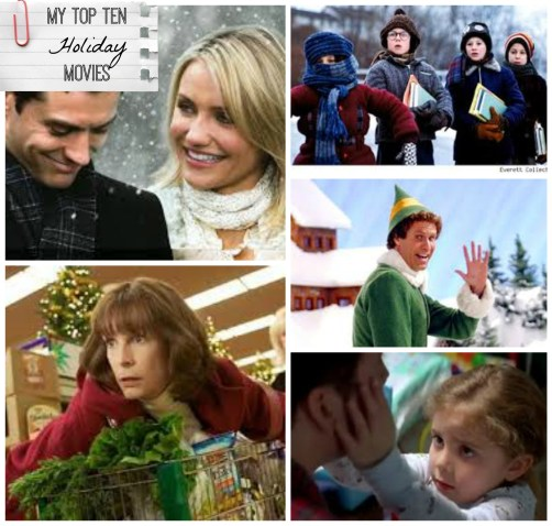 Top Ten Christmas Movies