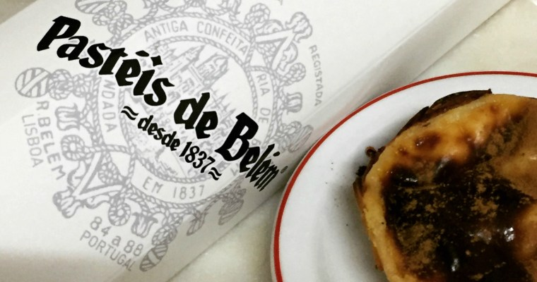 Belém-home to the famous Pasteis de Belém
