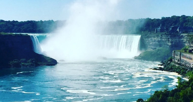 Niagara Falls – Canada's 150th Birthday Celebrations