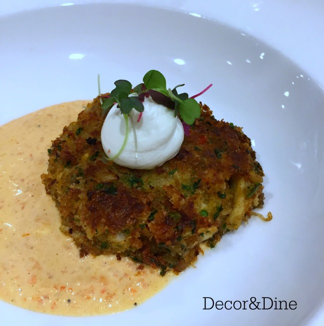 Dungeness Crab Cake