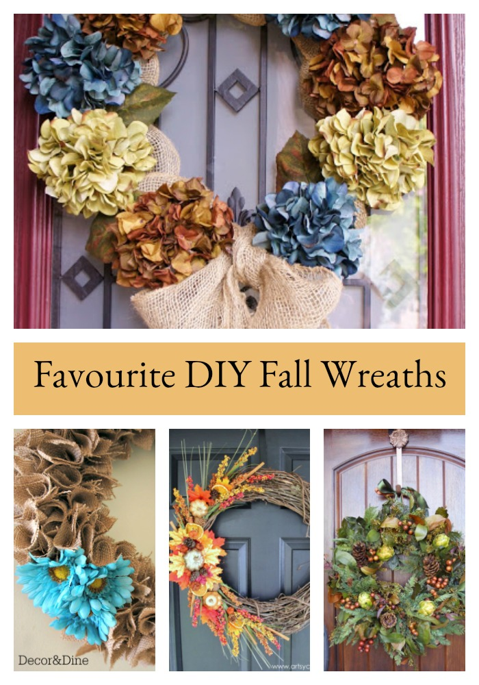 Favourite DIY Fall Wreaths