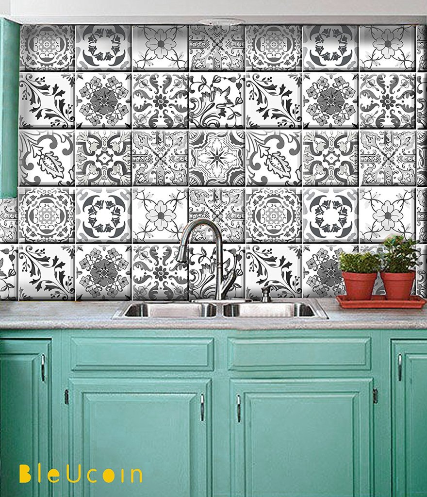 grey Portugal Kitchen tiles