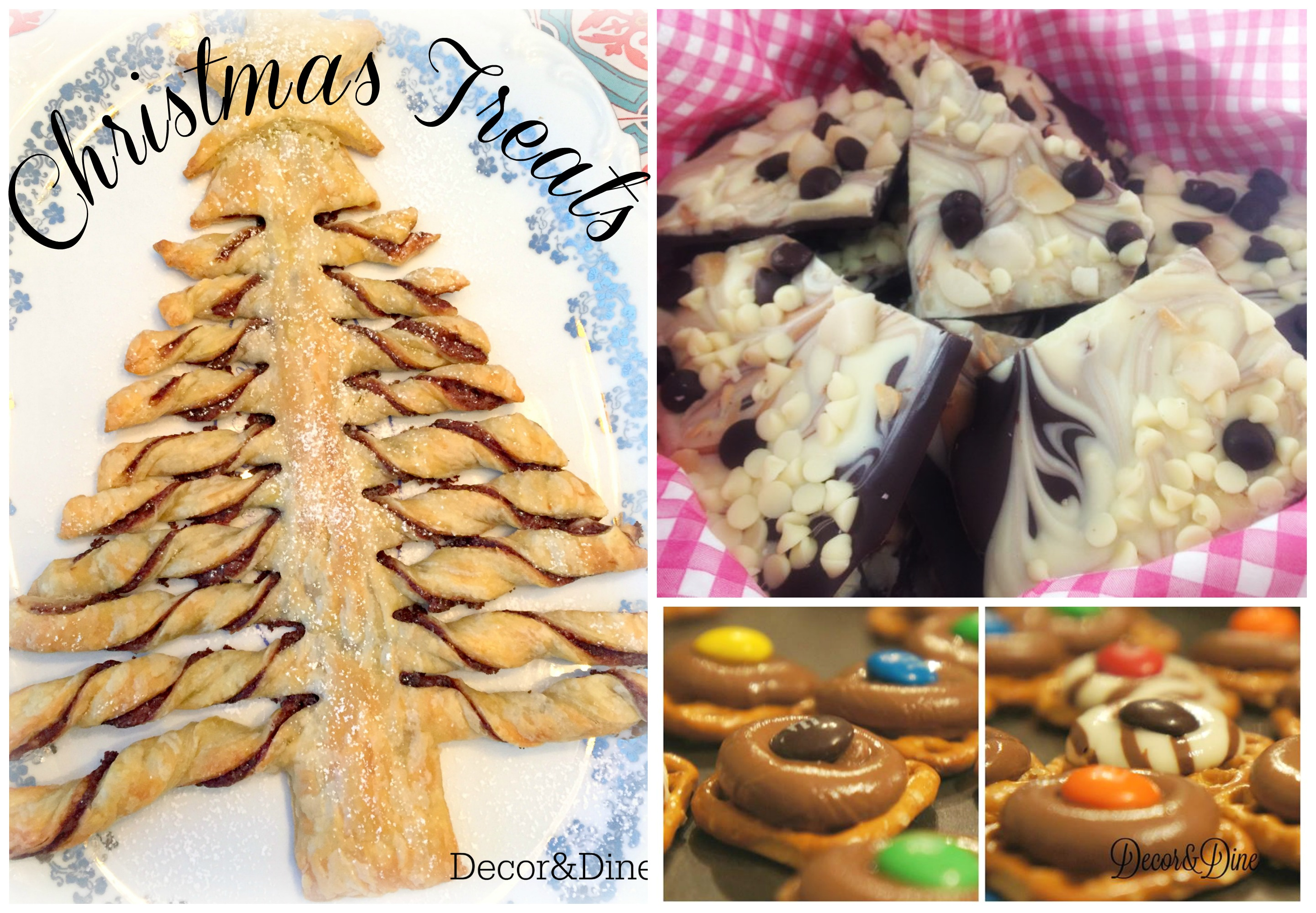 Easy Christmas Treats.Three Easy Christmas Treats Decor And Dine