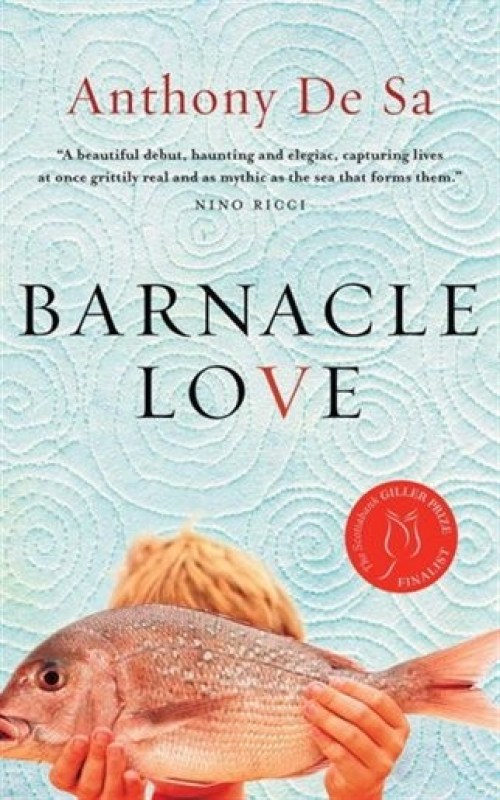 Barnacle Love by Anthony De Sa