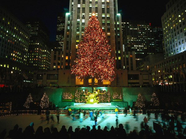Christmas Rockefeller Center New York