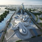 vista-aerea-Centro-Arte-Cultura-Changsha-Zaha_Hadid