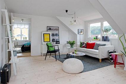 trucos para decorar pisos pequeos