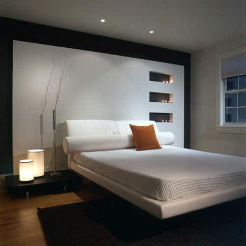 decoracion minimalista para dormitorios