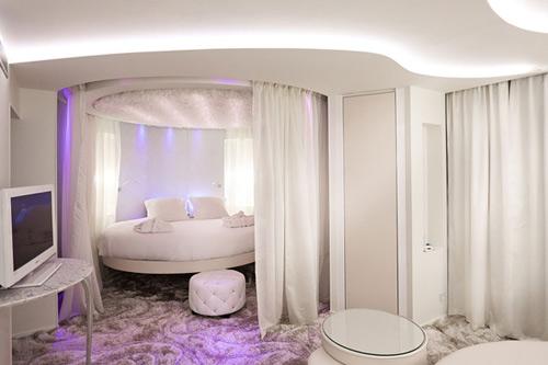 habitaciones tematicas en hoteles