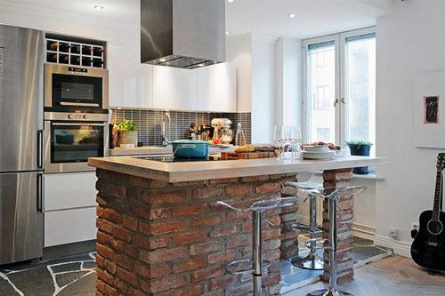 pisos para decorar una cocina