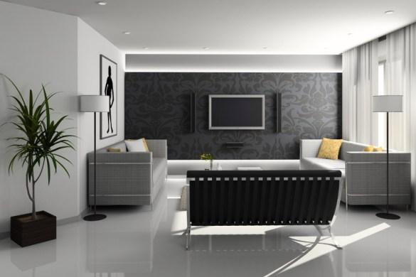 Decoração moderna para casa ou apartamento – Saiba como fazer!