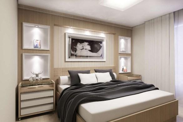 Móveis de quarto de casal Como Escolher
