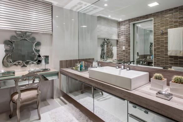 Armário espelhado para banheiro Como escolher
