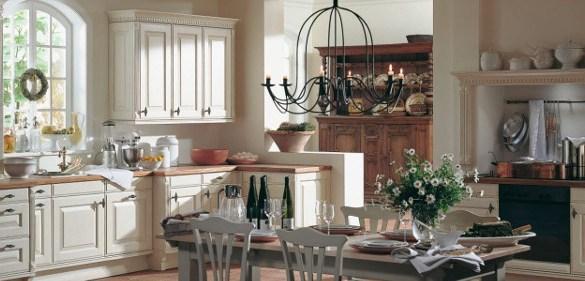 Cozinha rústica Como decorar