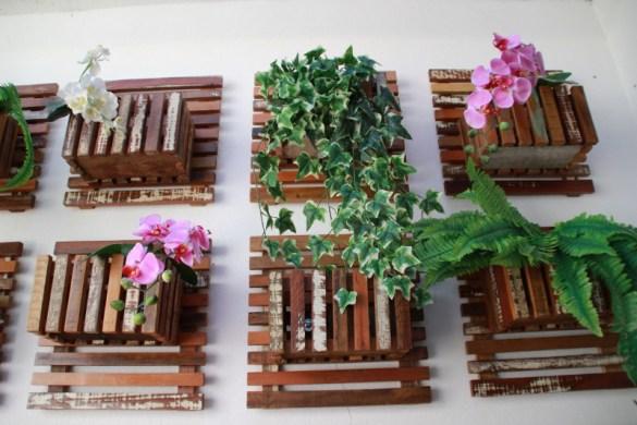 Jardim suspenso Dicas para decorar