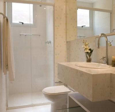 Banheiros pequenos Dicas de decoração  dicas de decoração como decorar aprenda decorar
