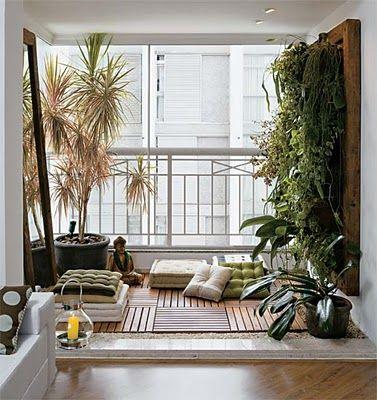 plantas para varandas