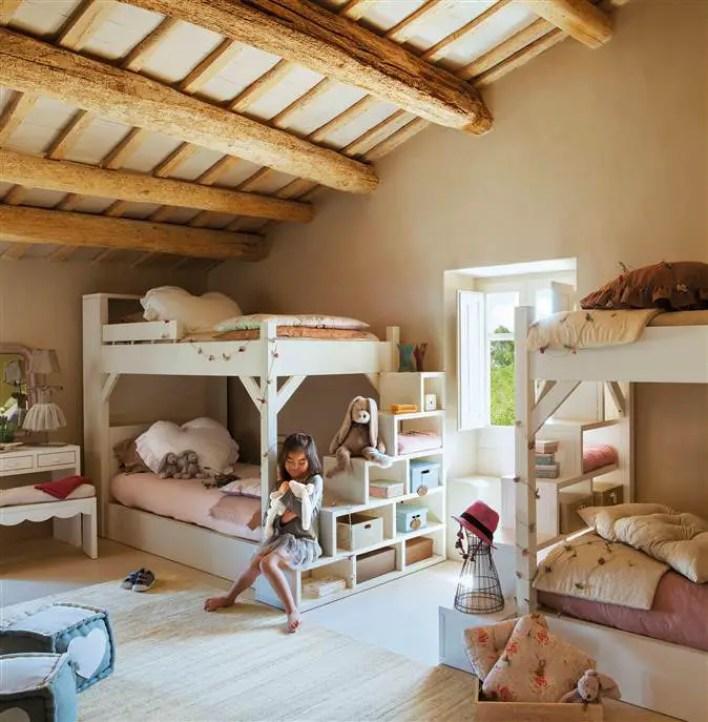 Cómo decorar habitaciones de niños