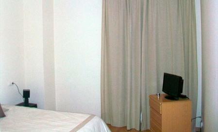 Dormitorio antes