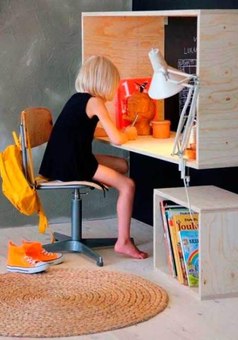 Diez ideas para habitaciones infantiles