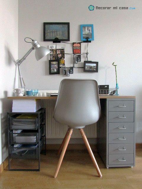 Cómo hacer un escritorio small & low cost