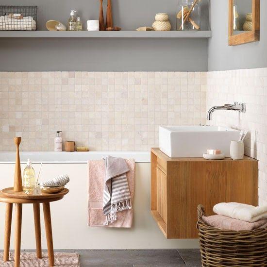 Inspiración para renovar el baño   decorar mi casa