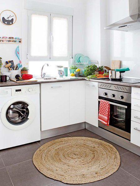 Como decorar cocinas pequeñas