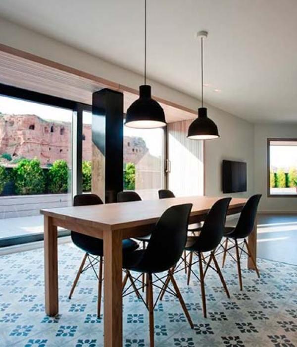 Un apartamento en La Rioja con vistas