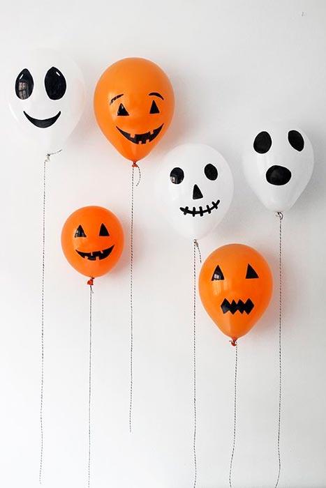 8 DIY sencillos para Halloween