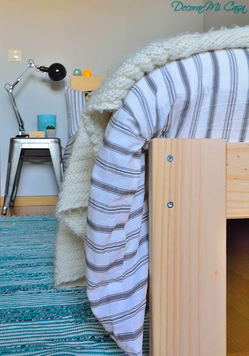 Habitación de invitados con Muebles Lufe