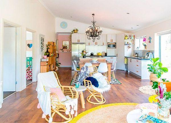 Una casa perfecta para niños (granero incluido)