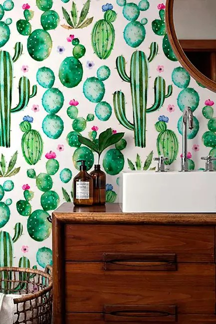 Ideas para decorar con motivos vegetales