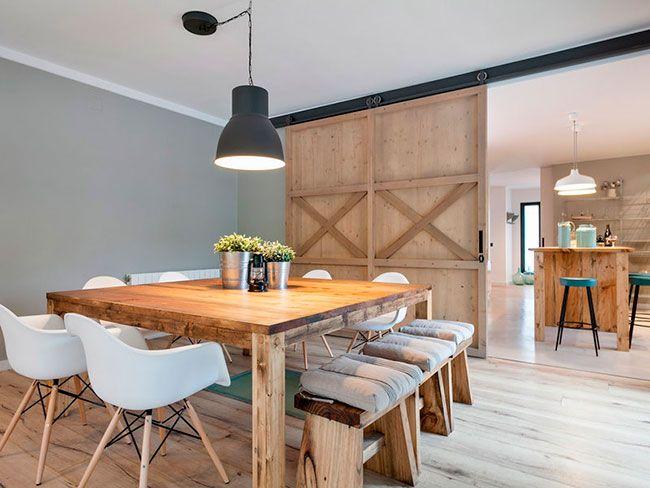 Elegir muebles para el comedor