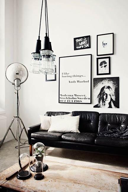 Lámparas colgantes para decorar tu casa