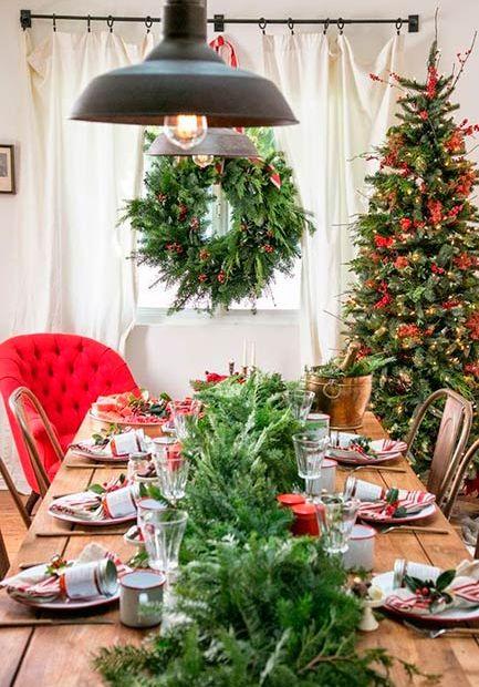 Trucos para decoración navideña