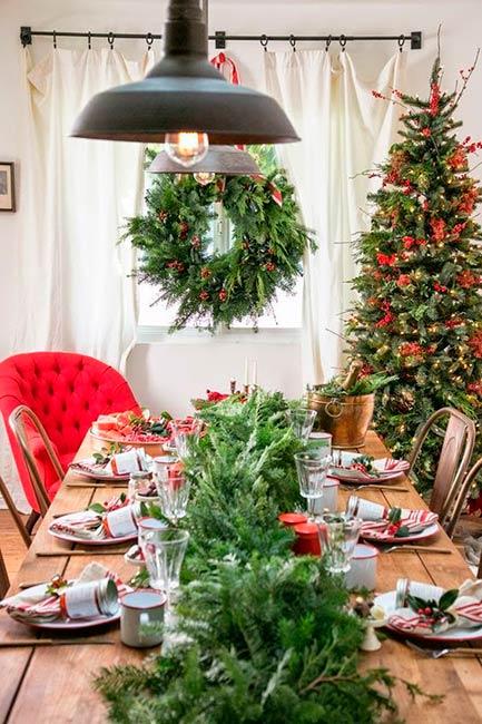 5 trucos básicos para decorar en Navidad