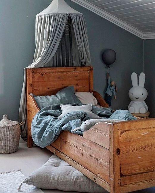 Dormitorios infantiles con ideas fáciles para copiar