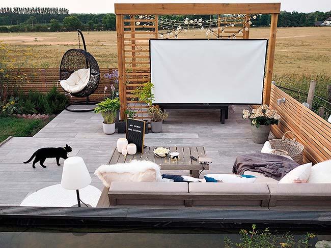 10 ideas originales para decorar tu terraza o jardín